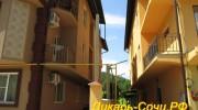 Частный сектор в Кудепсте по переулку Тихий 9