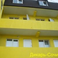 Частный сектор в Адлере ул. Ленина 41/3